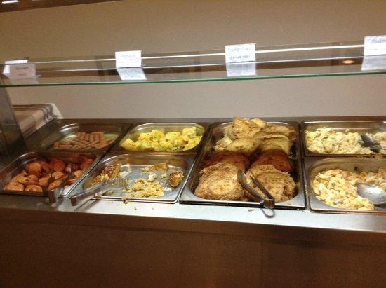 Novum Hotel Golden Park Budapest: Breakfast