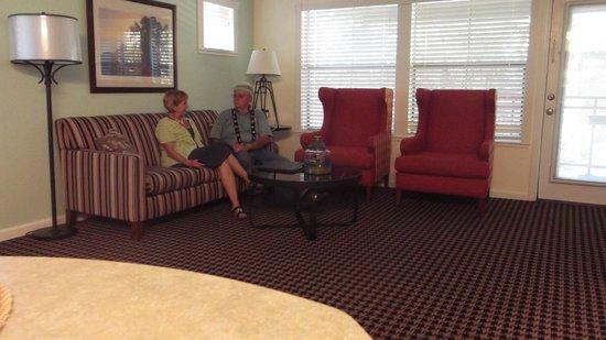 WorldMark Angels Camp: living dining room