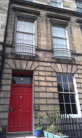 The Stevenson House : Welcome