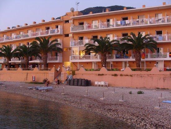 Hotel Corfu Maris Benitses: отель