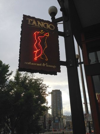 Tango Restaurant and Lounge - Picture of Tango Restaurant