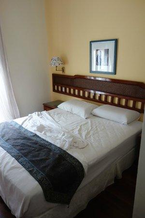 Perak Hotel: chambre