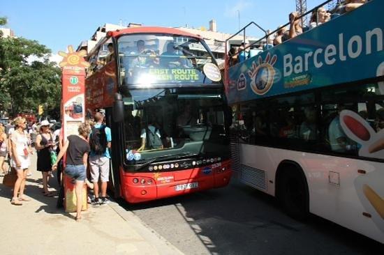 Barcelona Bus Turistic: Bus turistico