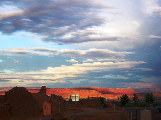 Motel 6 St. George: Lovely St. George view