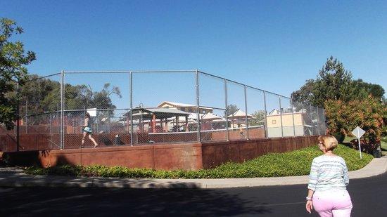 Angels Camp, Kalifornien: Tennis