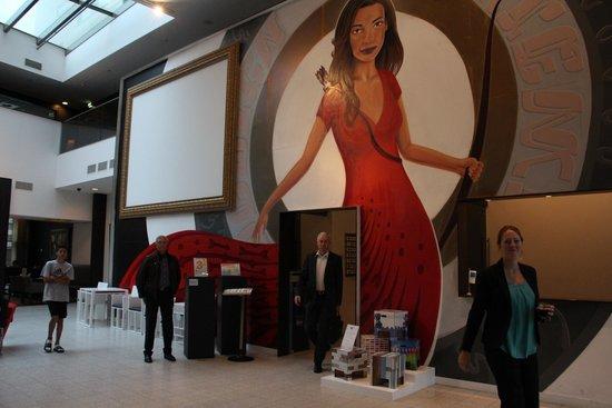 Dutch Design Hotel Artemis: Hall