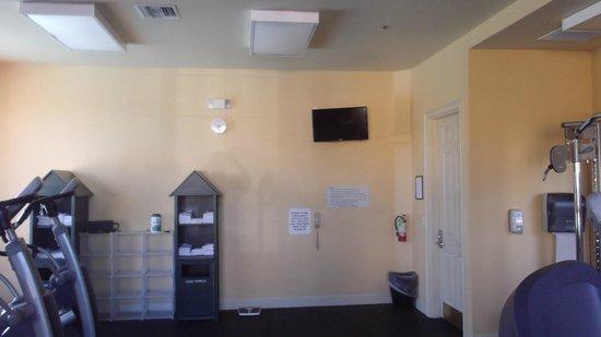 Angels Camp, Kalifornien: Exercise room