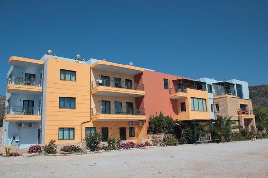 Pachia Ammos Apartments : Apartments