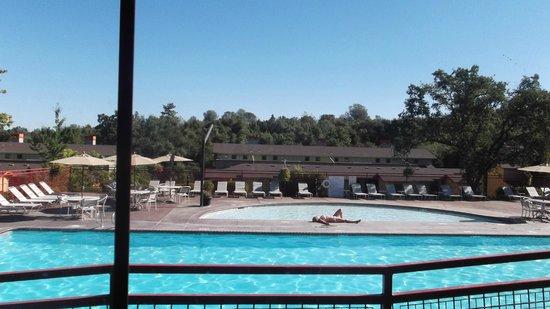 Angels Camp, Kalifornien: Big Spa