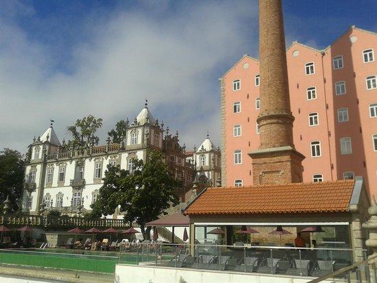 Pestana Palácio do Freixo : Palacio y habitaciones