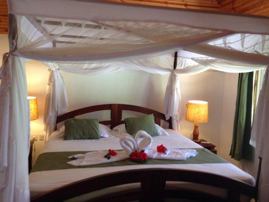 Hotel Cote D'Or: Interno camera