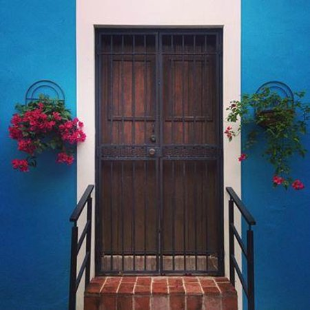Doors of old san juan