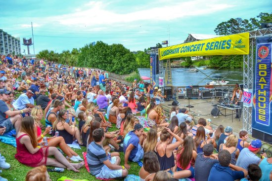 The Boathouse Waterway Bar Grill Summer Concert Series