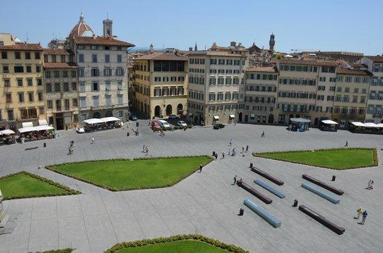 Grand Hotel Minerva: Vista do quarto 1