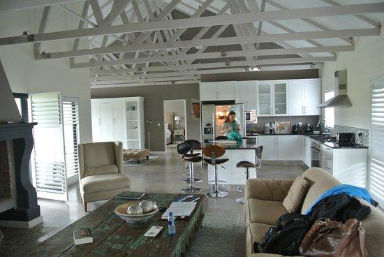 WedgeView Country House & Spa : De kamer zo groot als een amsterdams appartement