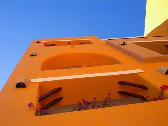 Tesoro Los Cabos: gorgeous Mexican colours