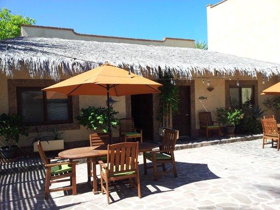 Las Cabanas de Loreto: Rooms