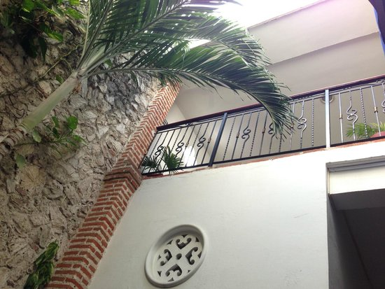 Hotel Portal de San Diego: Parte interna do Hotel