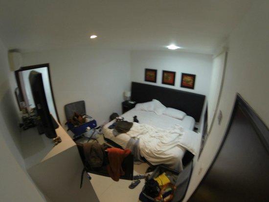 Hotel Portal de San Diego: Foto fo quarto