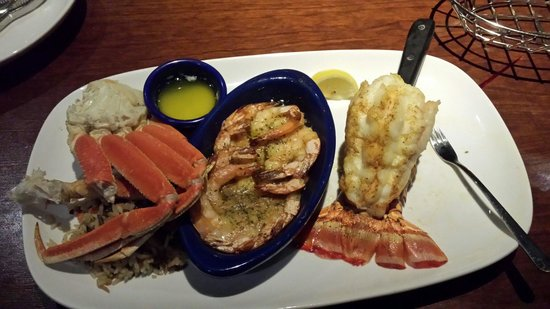 Red Lobster: Absolutely Amazing!!!