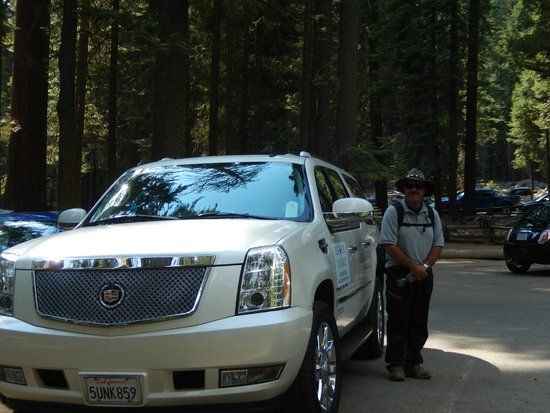 Discover Yosemite: Glenn and the Cadillac