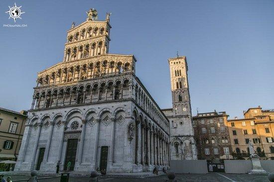 San Michele in Foro: Vista exterior de San Michele