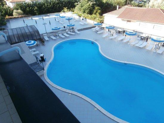 Clorinda Paestum Hotel: piscina