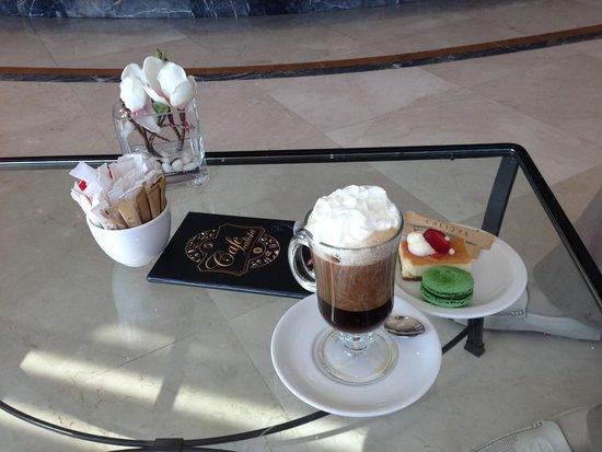 Calista Luxury Resort: Кафе calista