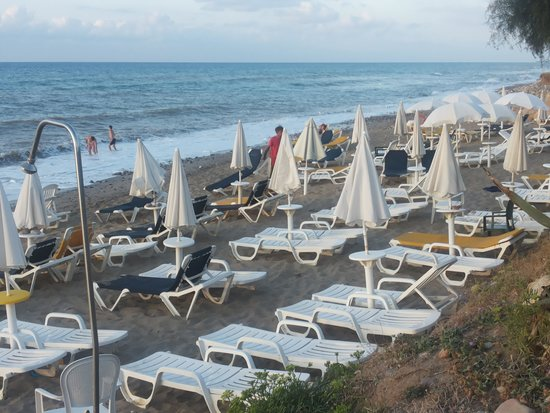 Fiesta Hotel Garden Beach : SPIAGGA