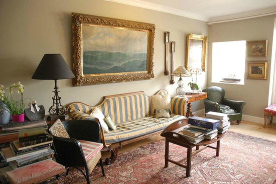 The Quay House : Sitting room