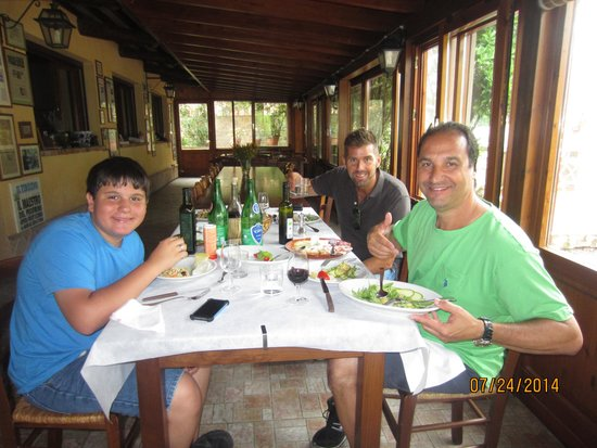 Tuscany in Tour: Lunch with Massimo at a Pecorino Cheese Factory