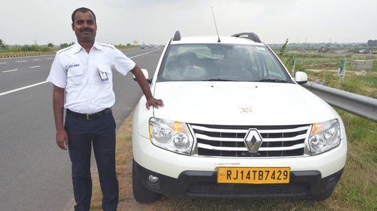 Rajasthan Four Wheel Drive Pvt. Ltd.: Bhawani Singh, best driver ever!