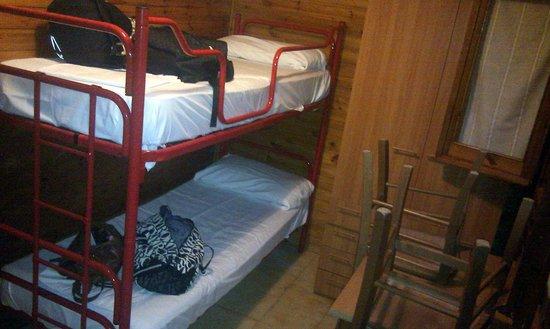 Villaggio Santa Fortunata Campogaio: Second bedroom / dining room / kitchen