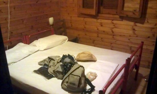 Villaggio Santa Fortunata Campogaio: Main bedroom