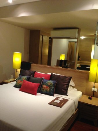 Pakasai Resort: Adora suite room is quite perfect - nearest to the lobby