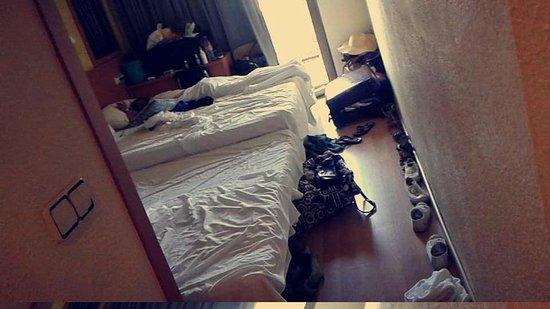 Hotel Samba: chambre