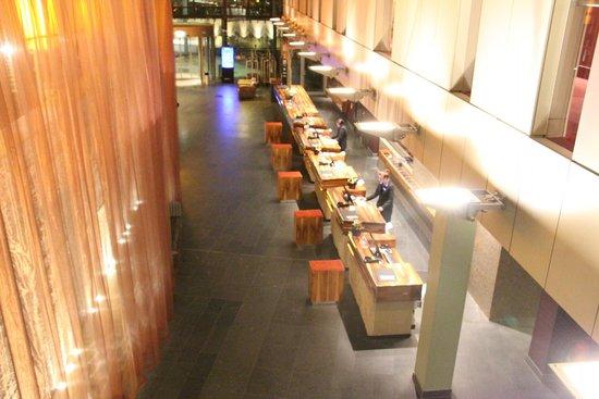 Radisson Blu Hotel Cologne : vista panoramica
