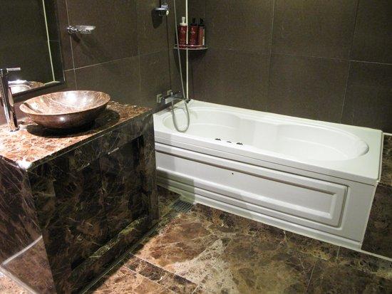 Hotel Dodo: バスルーム