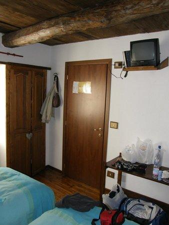 La Liero : interno camera