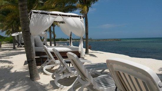Hacienda Tres Rios : Beach Cabanas