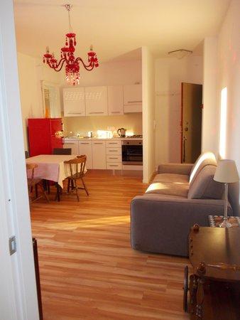 Residence Sole: Uno degli appartamenti