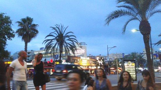 Hotel Samba: lloret de mar