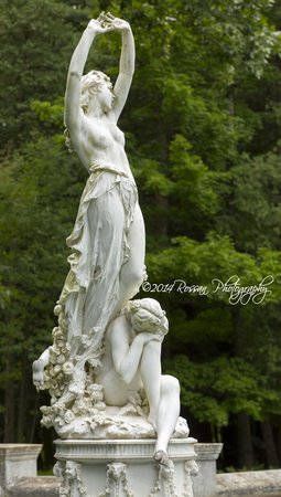 Yaddo Gardens - Statue
