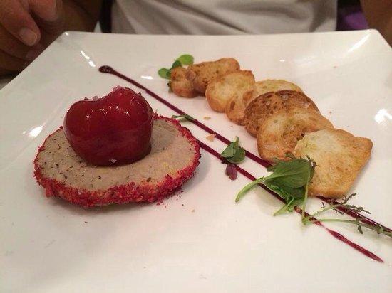 Sabores Restaurant : Foie Gras