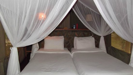 Sarova Mara Game Camp: Our room