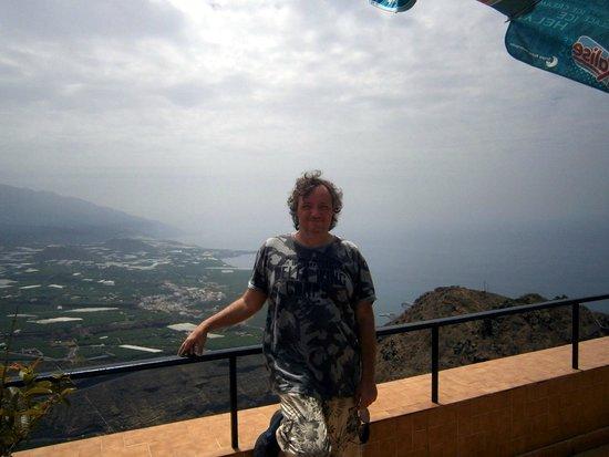Mirador El Time: Aussicht nach Tazacorte