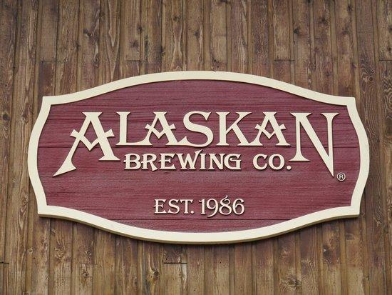 Alaskan Brewery and Bottling Company : Alaskan Brewing Co. - Aug 2014