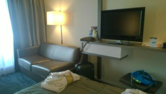 Mercure Pont d'Avignon Centre : Room with coach