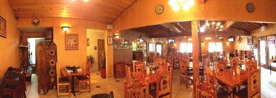Azteca S Mexican Restaurant View Dining