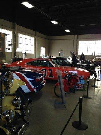 Warner Bros. Studio Tour Hollywood: Car's museum